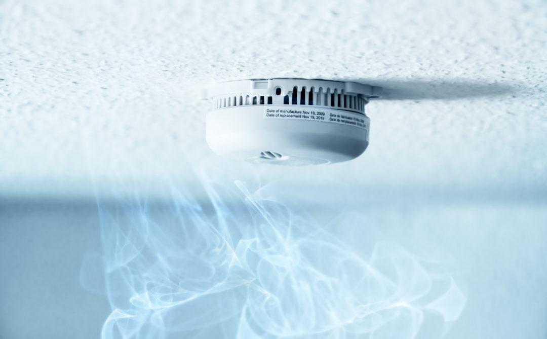 Smoke Detectors, Parking & Ventilation